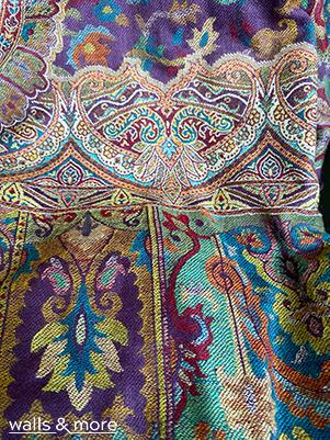 szal z wełny kaszmir dywany orientalne projektowanie wnętrz architekt wnętrza warszawa wallsandmore walls&more